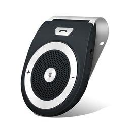 $enCountryForm.capitalKeyWord UK - Bluetooth Car Kit HandsFree Wireless Motion AUTO POWER ON Speakerphone Upgraded Speaker Audio Receiver Sun Visor Music Player Adapt