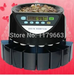 Russia Coin Australia - Electronic coin counter coin sorter counting machine for most countries coins except Canada,Turkey,United States,Russia