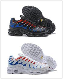 c4a87e896ca2 Champion Shoes Canada - Plus TN French flag White Black Men Women Running  shoes Kylian Mbappé
