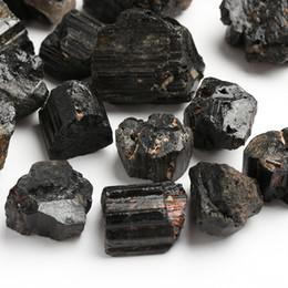 $enCountryForm.capitalKeyWord NZ - 50g pack Natural Black Tourmaline Crystal Gemstone Collectibles Rough Rock Mineral Specimen Healing Stone Home Decor