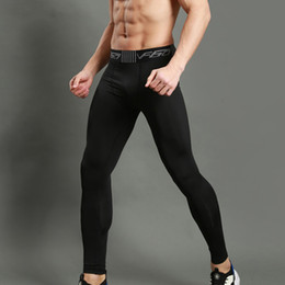 $enCountryForm.capitalKeyWord Canada - CALOFE Tight Running Pants Men Sports Leggings Fitness Compression Pants Sweatpants Bodybuilding Gym Trousers Base Layer Z40