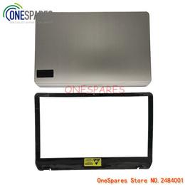 Discount envy laptops - NEW Original Laptop LCD Back&Bezel Cover For Pavilion Envy M6 M6-1000 Series Cover Silver 690231-001 AP0R1000140 AB Shel