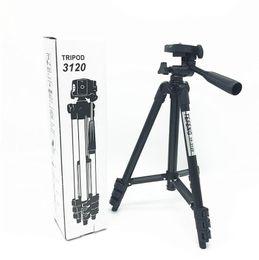 WEIFENG 3120 3110 trípode Trípode de pie ligero universal portátil para Fuji Canon Sony Nikon Camera con estuche en venta