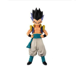 $enCountryForm.capitalKeyWord UK - 19cm Gotenks Dragon Ball Z Action Figure PVC Collection figures toys for christmas gift brinquedos Collectible with retail box