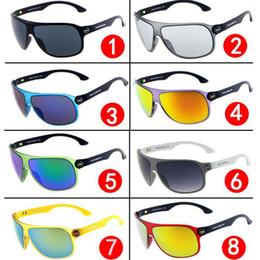 Discount hot trendy sunglasses - New Fshion Trendy Outdoor Sports Cycling Glasses Sports Classic Sunglasses Wholesale Eyewear Hot Sale for Men and Women