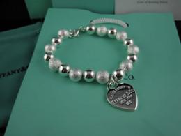 Platinum Gold Alloy Australia - TF Romantic Heart Bracelet Gift for Love Platinum 18K Real Gold Plated Carving Wristband Chain Bracelet Accessories Gold Bracelet