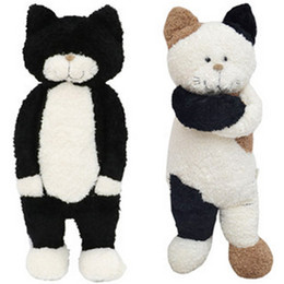 Japan stuff toys online shopping - Japan Anime Cat Plush Cartoon Toys Giant Soft Stuffed Cats Doll Nice Gifts for Children Friends Deco cm cm DY50412