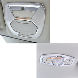 $enCountryForm.capitalKeyWord Australia - Car styling cover ABS chrome front back rear tail read reading switch light lamp frame trim parts For Ford Kuga 2017 2018 2019