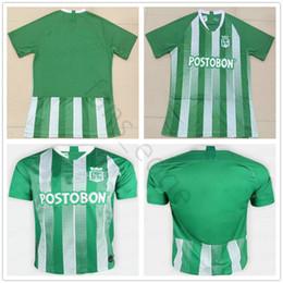 2018 2019 Atletico Nacional Medellin Soccer Jersey MORENO TORRES RENTERIA  LUCUMI Customize 18 19 Home Green Football Shirt 8c5f8cc87