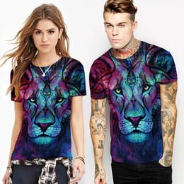 T Shirt Digital Printing Sport Canada - The digital printing t-shirt size all-match leisure sport sweater Mens Shirt