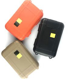 Camping Gear Box NZ - Outdoor Sport Gear Shockproof Waterproof Box Sealed Box EDC Tools Wild Survival Storage Box Hot Sale