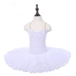 $enCountryForm.capitalKeyWord UK - Sleeping Beauty Performance Dance Stage Tutu Adult White Swan Ballet Tutu Pancake Costumes Dress Dance Loetards Girls Without Decoration