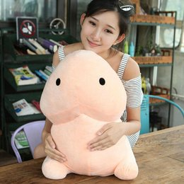 $enCountryForm.capitalKeyWord Australia - Creative Plush Toys Pillow Sexy Soft Stuffed Funny Cushion Simulation Lovely Dolls Gift for Girlfriend
