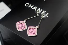 Orange Heart Boxes Australia - Women Clear Crystal Pearl Punk Bracelet Earrings Jewelry With Box