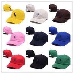 c2bb5e0894c55 Barato 2018 nuevo estilo polisa visera curva Casquette gorra de béisbol  mujeres gorras oso papá polo