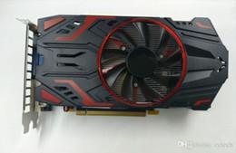 China OEM GTX1050 2G DDR5 PCI-E 128Bit placa gráfica de vídeo de jogos com ventilador de refrigeração para acelerar todos os populares jogos 3D venda por atacado