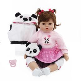 boneca toys 2019 - NPK 55CM Realistic Bebe  Soft Silicone Reborn Baby Dolls Toys Lifelike Bebe Boneca Brinquedos Baby Girl Birthday Gift ch