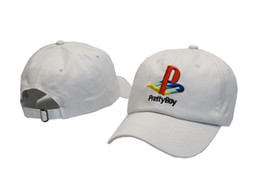 $enCountryForm.capitalKeyWord NZ - 2019 White Curved visor hat pretty boy embroidery Logo casual cap fire dad hats for men women peaked Snapback Caps summer cap