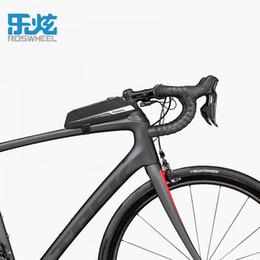 bicycle racing bar 2019 - ROSWHEEL 0.4L Professional Race Road Bicycle Bags Tool Bag Case Head Top Tube MTB Mountain Road Bike Bags Bicycle Access