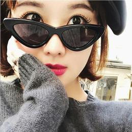 Used Cat NZ - Women Ladies Small Frame Sunglasses Modern Fashion Popular Sun Glasses for Outdoor Travel Driving Use Ultraviolet Eyeglasses High Qualtiy