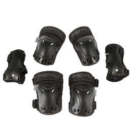 6e8b968c077 RolleR pRotective geaR online shopping - 6pcs Sports Roller Skating Elbow  Knee Wrist Protective Guard Gear