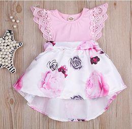 1a8559b7b Discount Cotton Floral Pattern Baby Dress