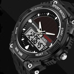 Solar Power Quartz Watch NZ - Watches Men Waterproof Solar Power Sports  Casual Watch Man Men s a16ef153e842