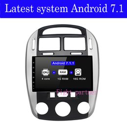 old android phone NZ - Factory price latest android 7.1.2 car dvd player gps navigation for old kia Cerato