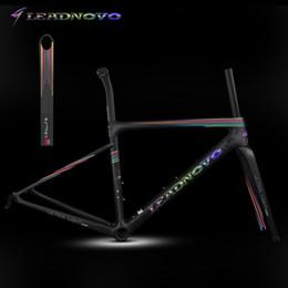 weight bike 2019 - new light weight carbon road frame UD matte glossy BB30 BSA carbon fiber frameset can customized painted cheap weight bi