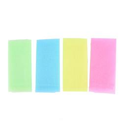 $enCountryForm.capitalKeyWord UK - 1pc skin cloth polishing towel exfoliating wash cloth japanese body wash towel nylon bath skin
