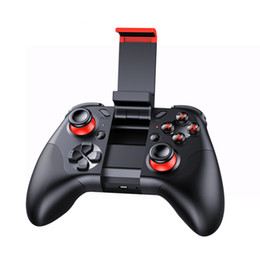 $enCountryForm.capitalKeyWord UK - Gamepad Game Joysticks Crystal Button Android Joystick PC Wireless Remote Controller Game Pad for Smartphone for VR TV BOX MOCUTE 054