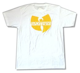 $enCountryForm.capitalKeyWord NZ - Wu Tang Clan Classic Yellow W Logo White T Shirt New Official Merch Soft 2018 Funny Tee ,Cute T shirts Man ,100% Cotton Cool ,