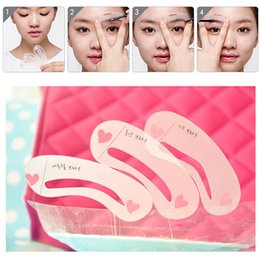 Eyebrow Guide Template Stencil Australia New Featured Eyebrow