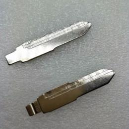 $enCountryForm.capitalKeyWord NZ - 10Pcs lot Best Universal Flip Remote Key Blade NO.80 Car Key Blank For Vauxhall Opel
