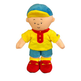 Discount popular kids dolls - 2017 New 30cm Caillou rosie Popular Kids Caillou & Sister Sofy Plush Toy Doll Baby cartoon Pillow Children Birthday Gift