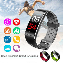 $enCountryForm.capitalKeyWord Australia - Q8 Watches Blood Pressure Smart Band Pedometre Vibrating Alarm Clock Fitness Bracelet Touch Screen For xiomi pk fitbits