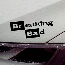 Broken Bad Australia - Breaking Bad Cool Car Sticker Vinyl Motorcycle SUVs kitchen Car Window Decor Decal