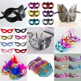 $enCountryForm.capitalKeyWord Australia - Women Men Masquerade Venetian Masks Carnival Dance Party Half Face Ball Masks Halloween Party Dress Decoration Halloween