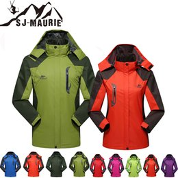$enCountryForm.capitalKeyWord NZ - SJ-Maurie 10 Colors Ski Suit Jacket Couple Windbreaker Snowboarding Breathable Men and Women Sports Jacket Hiking Snowing L-4XL