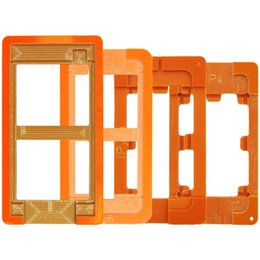 $enCountryForm.capitalKeyWord Australia - LCD Outer Glass Mould Holder Bakelite For Refurbishing iPhone 4,5,6,6 plus Model Mold