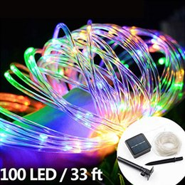 Waterproof outdoor rope lights australia new featured waterproof waterproof outdoor rope lights australia solar rope string light 12m 100led waterproof copper wire string aloadofball Image collections