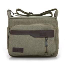 $enCountryForm.capitalKeyWord Canada - 2018 New Men Shopping Light bags!All-match Men Canvas Shoulder&Crossbody bags Top Fashion Versatile Single-shoulder Handbags
