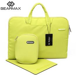 3954ce39195 2016 GEARMAX Laptop Bag 11 - 15.6 Waterproof Nylon Laptop Case 13 Men s  Notebook Bag for Macbook Air 13 Pro Women Messenger Bags