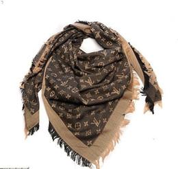 Coton de haute qualité classique pashmina écharpe châle femmes foulard en  soie impression de métal écharpe 470752ea253