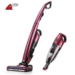 Cordless remote Control online shopping - Puppyoo Cordless Handheld And Stick Vacuum Cleaner For Home Wireless Aspirator Lithium Charging Wp511