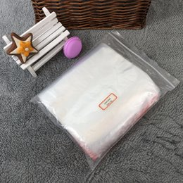 valve sales NZ - Hot Sale 16*24cm 100Pcs Transparent Food Phone Card Valve Hermetic Bag Zip Lock Plastic Gift Packaging Bags For Necklace