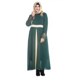 5XL 6XL 7XL Plus Size Muslim Dress Women Long Sleeve Maxi Abaya Dress Dubai  Islamic Casual Robe Femme Turkish Kaftan Dress 2017 66f2c5e8a0c1