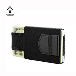 $enCountryForm.capitalKeyWord NZ - Hot sale New Mens Fashion Classic Design Casual Credit Card ID Holder Hiqh Quality Real Leather Ultra Slim Wallet Packet Bag For Mans Womans