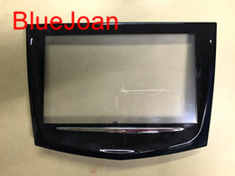 Used car gps online shopping - FREE DHL SHIPPING New brand touch screen use for Cadillac CUE CTS SRX XTS car DVD GPS navigation LCD panel touch display digitizer