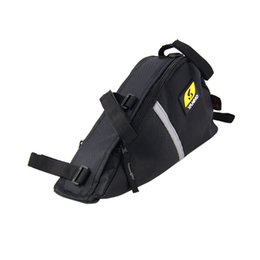 Good Mountain Bikes NZ - Good! Outdoor Mount Cycling Bag Waterproof e Bicycle Front Tube Frame Bag Mountain Bike Pouch Frame Accessories im